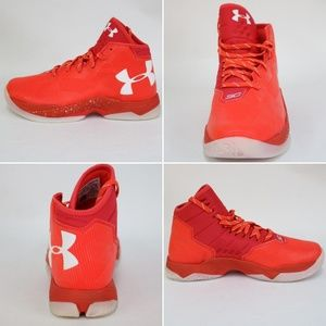 Under Armour Stephen Curry 2.5 Red Ice Sneakers